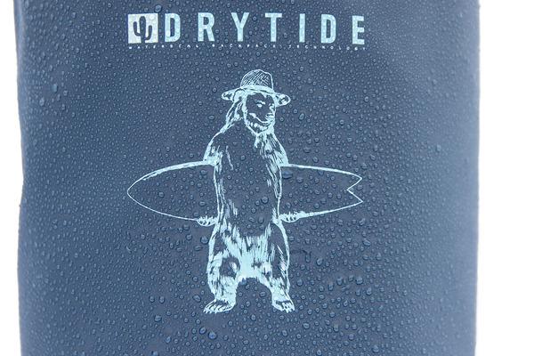 15 liter dry bag bear logo