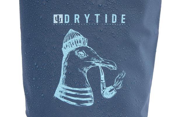 5 liter dry bag seagull logo