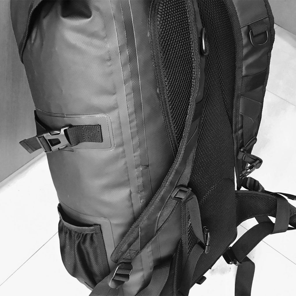0f1f75aefbe2 Second Batch of DryTide Waterproof Backpacks Is in Production ...