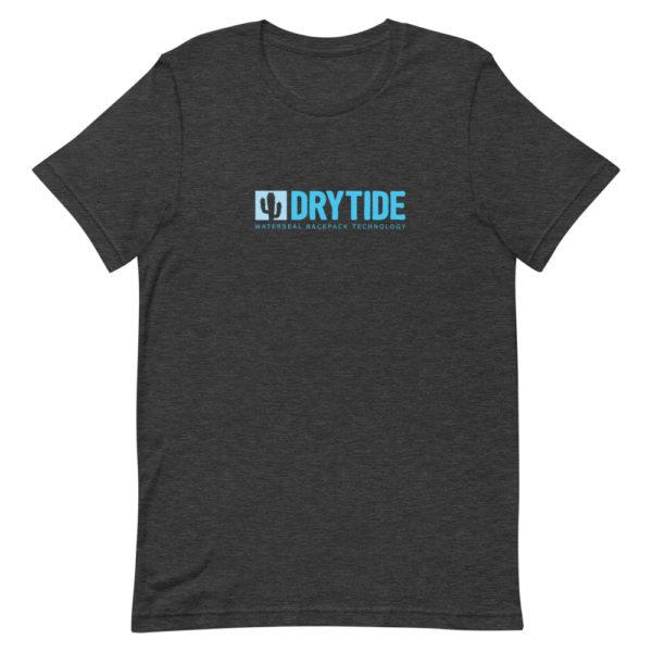 drytide brand logo t-shirt