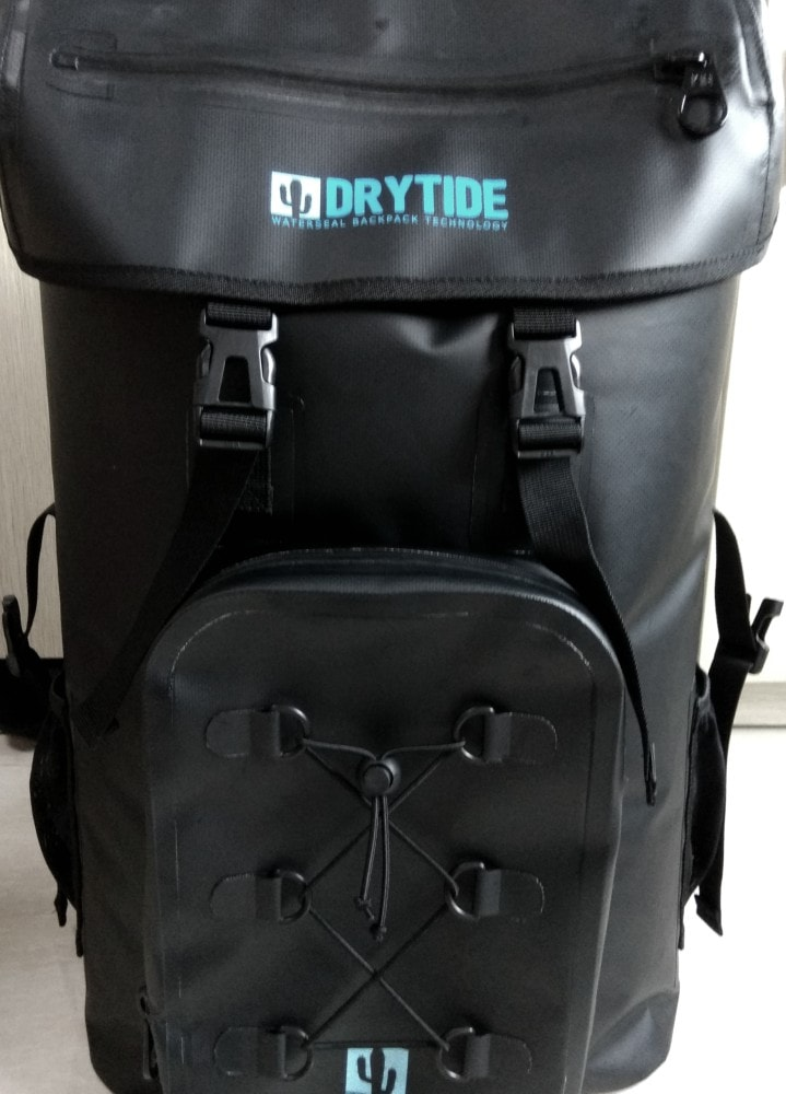 4bb3f713abec Final DryTide Waterproof Backpack Sample is Finished - DRYTIDE ...